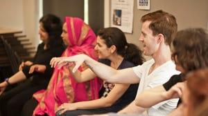 British Sign Language for Deaf people