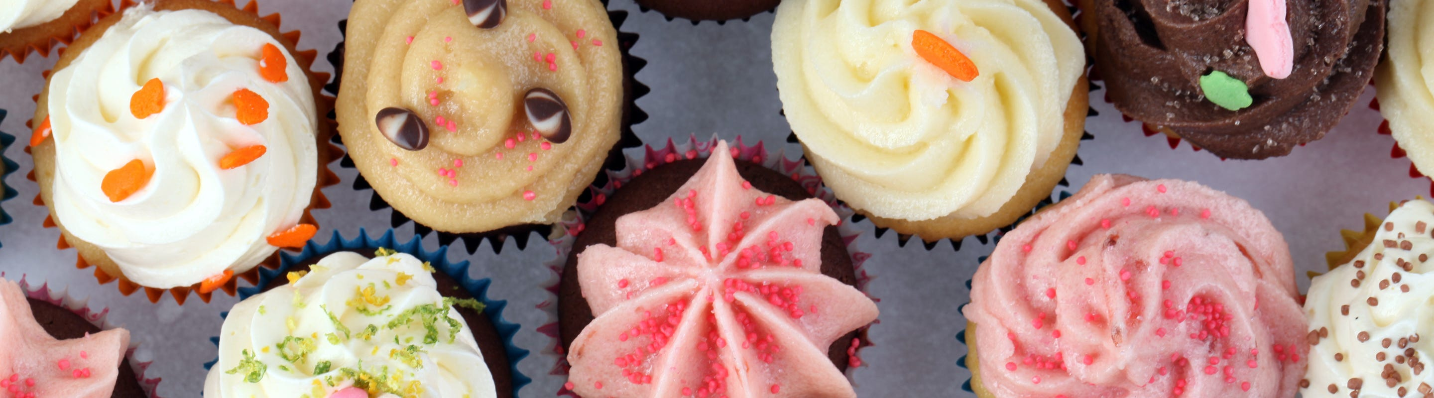 how to make hard icing decorations for cupcakes